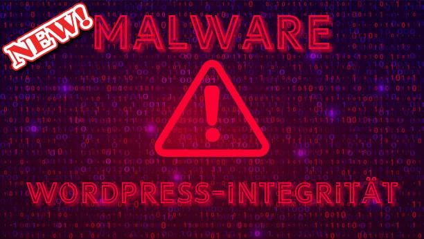 Malware-WordPress-Integrität